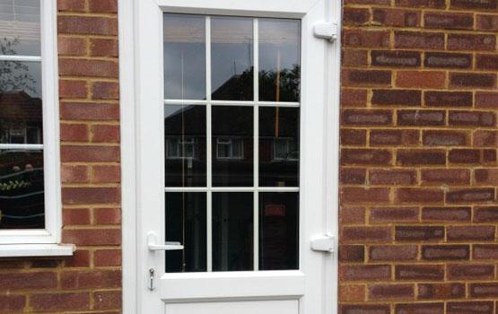 Product Description & UPVC DOORS - Open Out PVC Doors - Sovereign Group